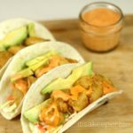 Shrimp Tacos with Boom Boom Sauce | It Is A Keeper