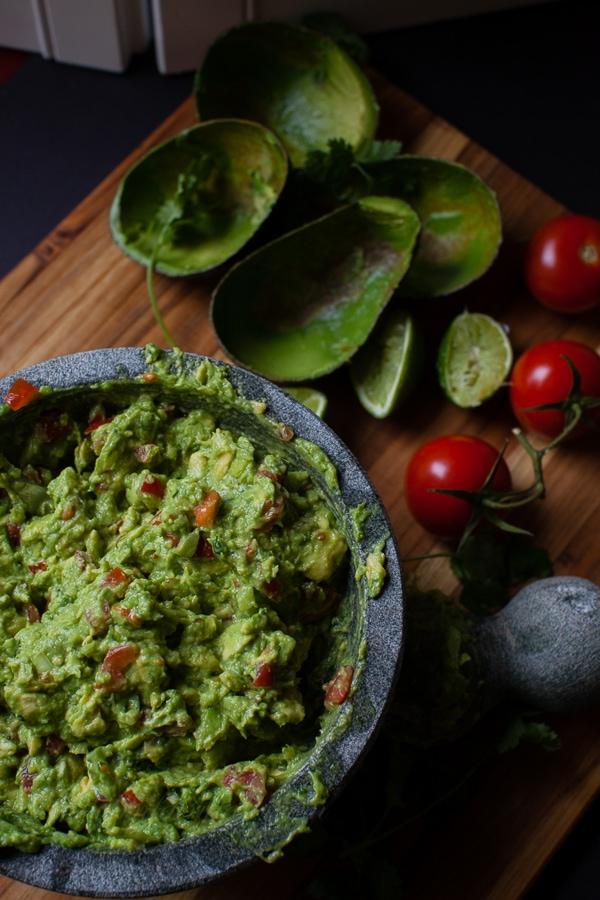 homemade guacamole | A Southern Fairytale