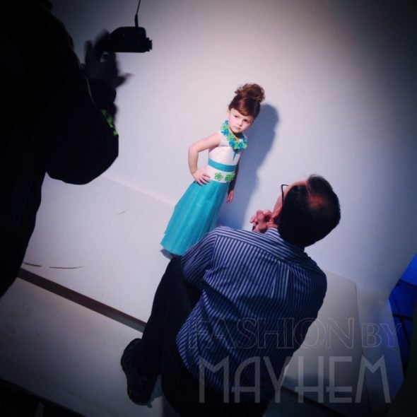 fashion by mayhem Charity Dress Auction #1