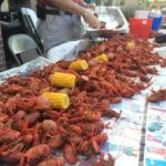Southern Crawfish Boil