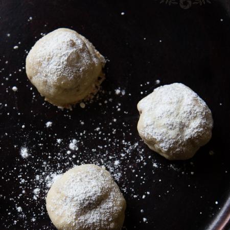 sugar snowball cookies