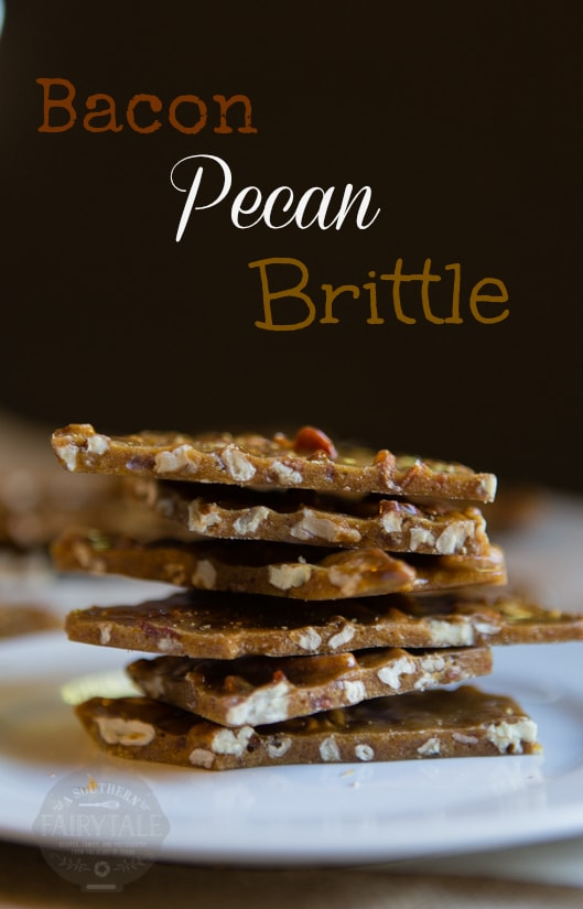 Easy and Delicious Bacon Pecan Brittle