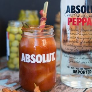 Rachel's Texas Bloody Mary Recipe