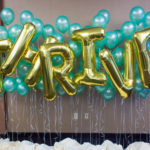 Thrive Conference Balloons
