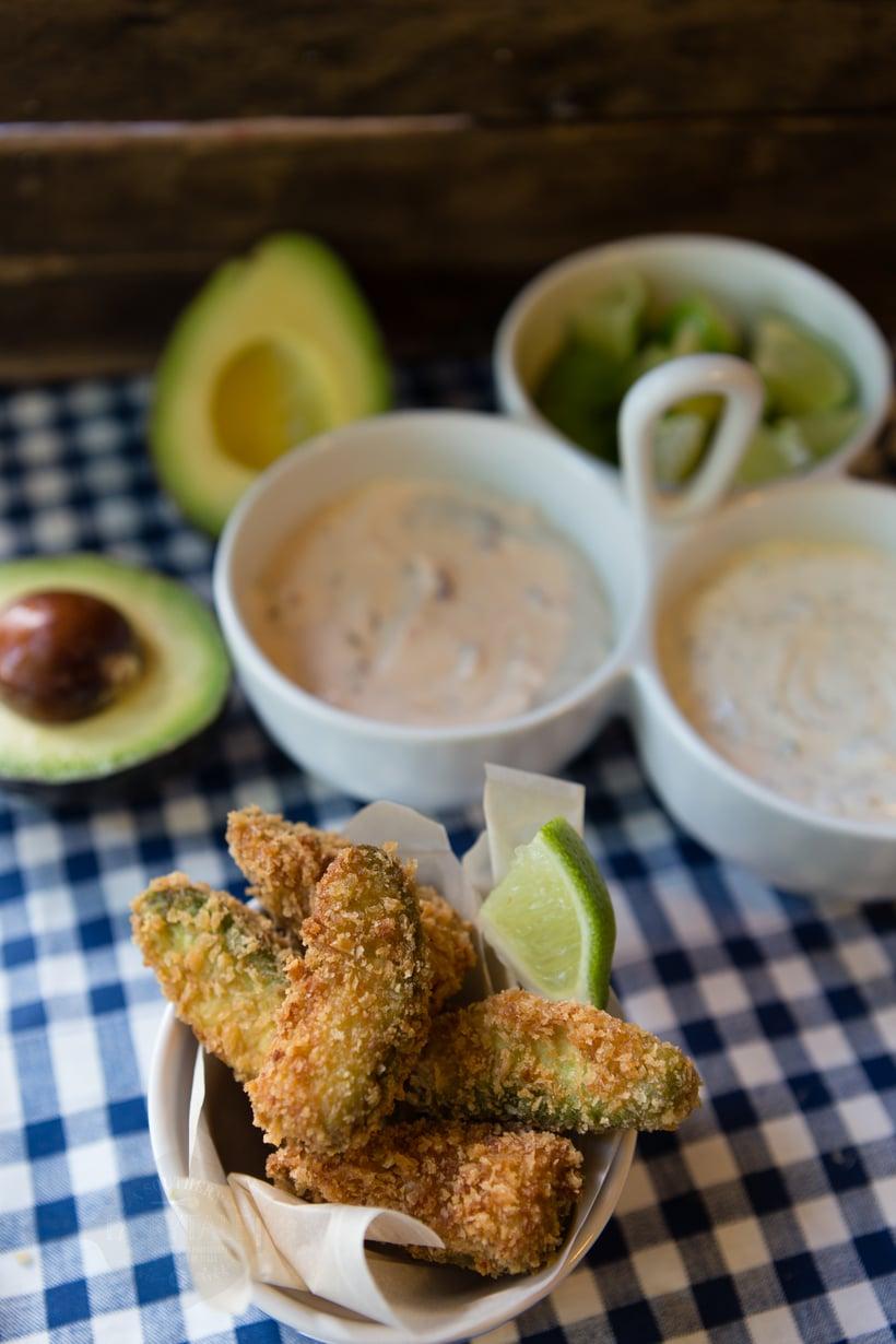 easy avocado fries