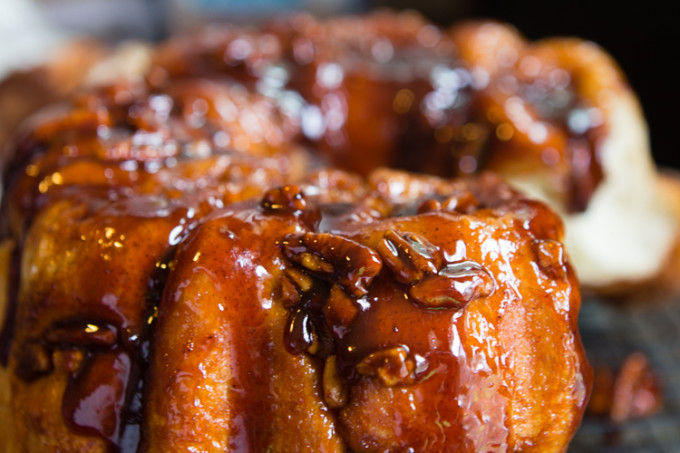 Butterscotch Pecan Monkey Bread | A Southern Fairytale