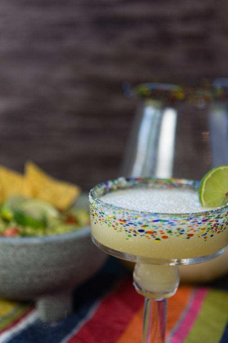 Easy and Delicious Frozen Margaritas