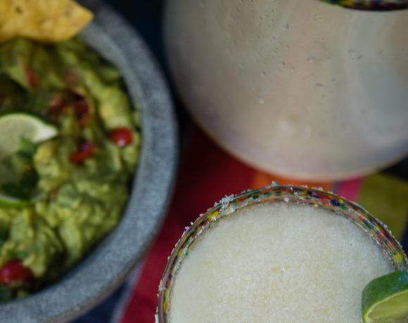Restaurant Style Frozen Margaritas
