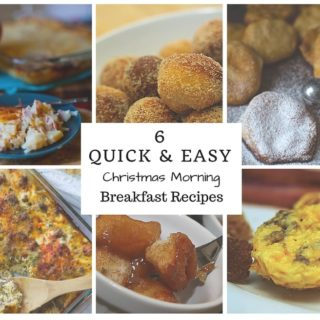 6 quick and easy Christmas breakfast recipes