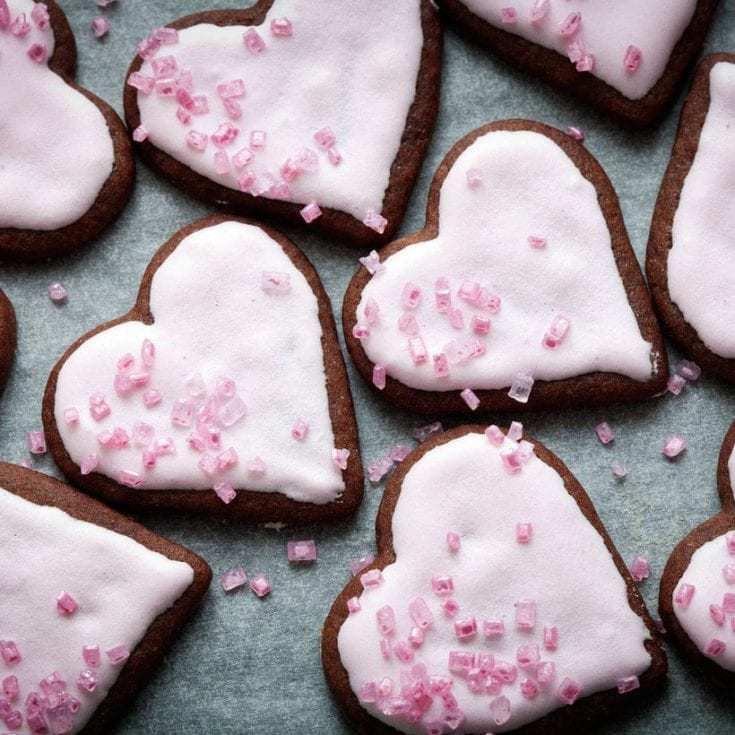 Sweet Sugar Cookies