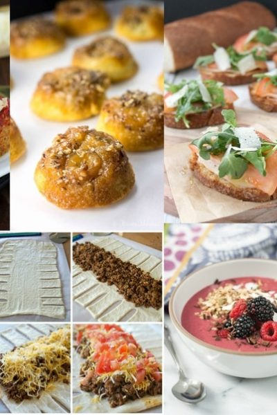 weekly menu plan dinners, desserts, and more A Southern Fairytale