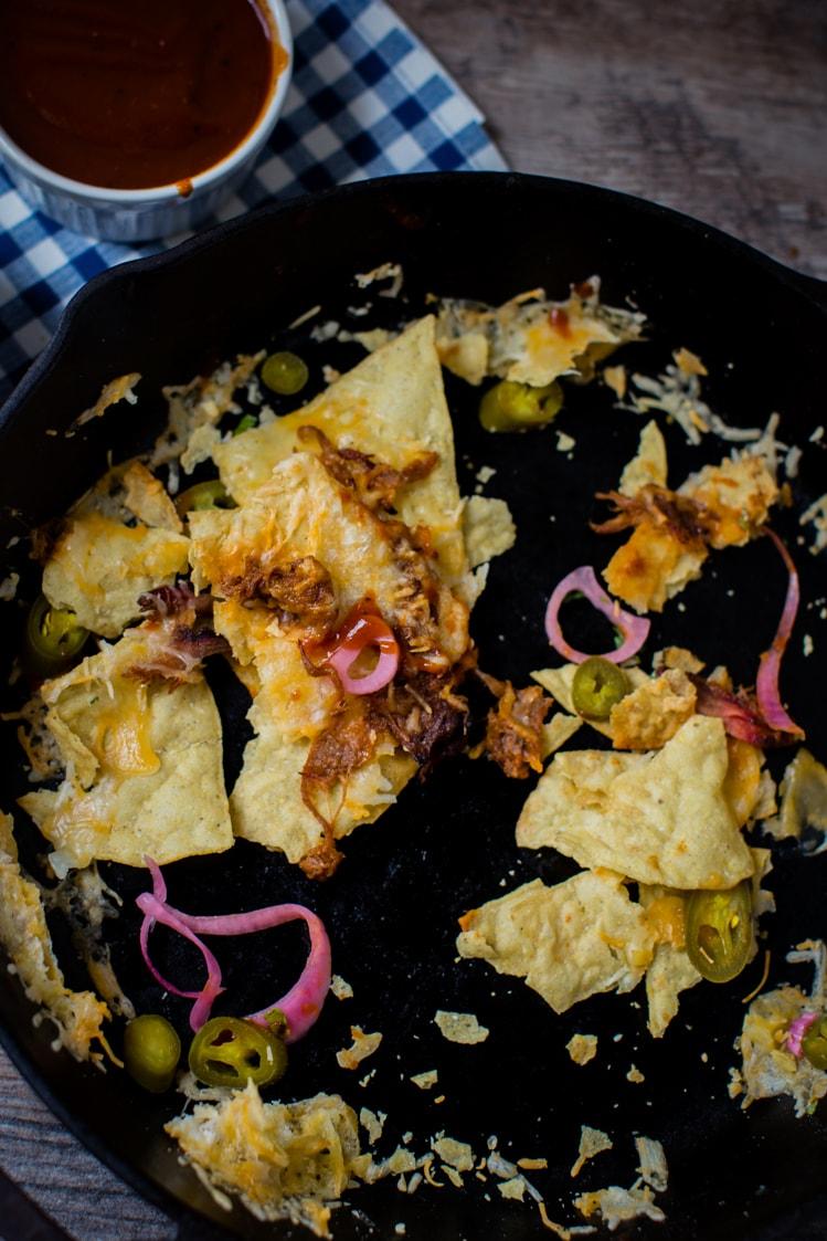 brisket nachos a tex mex delight