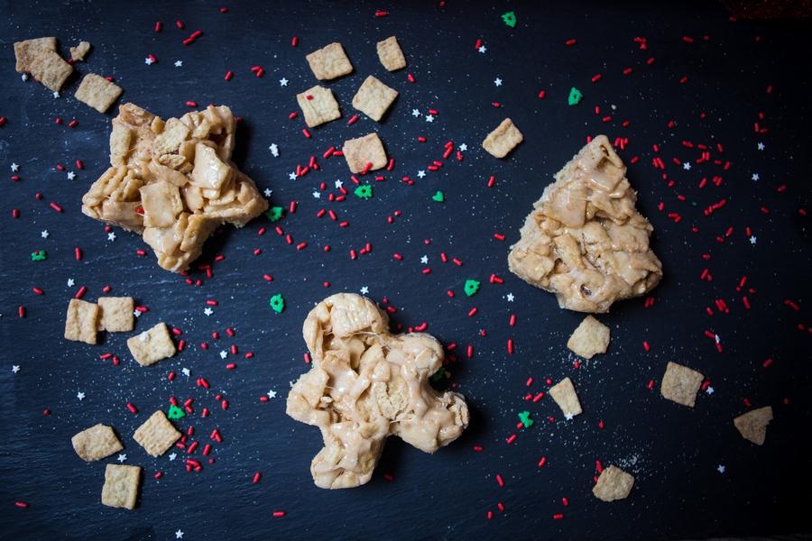 snickerdoodle crispy treats recipe from ALDI