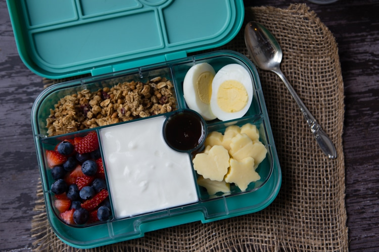 Bento Box Breakfasts
