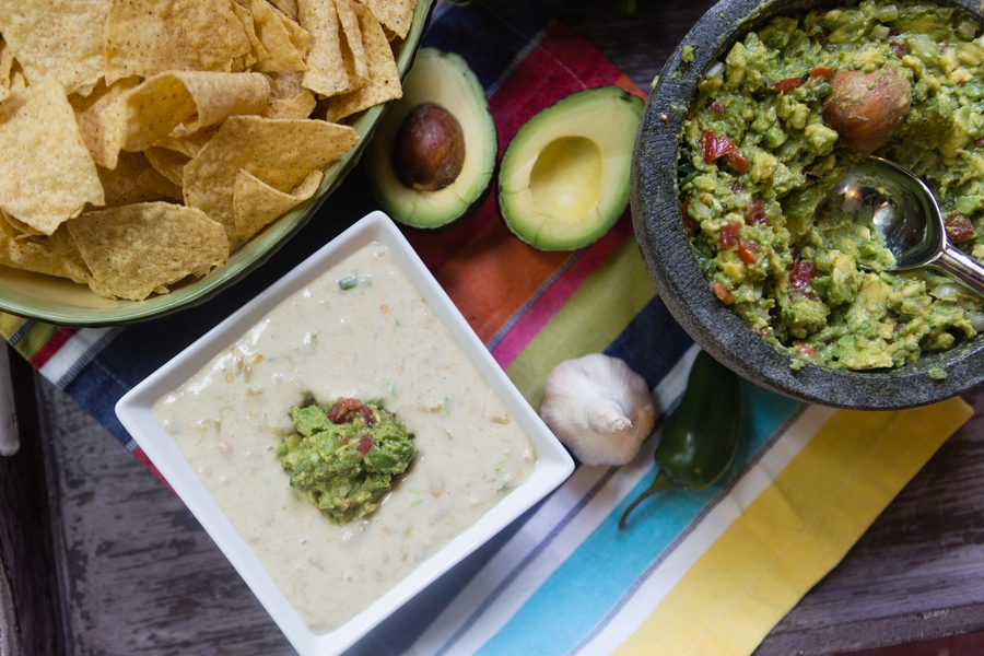 Easy Restaurant Style Queso Blanco