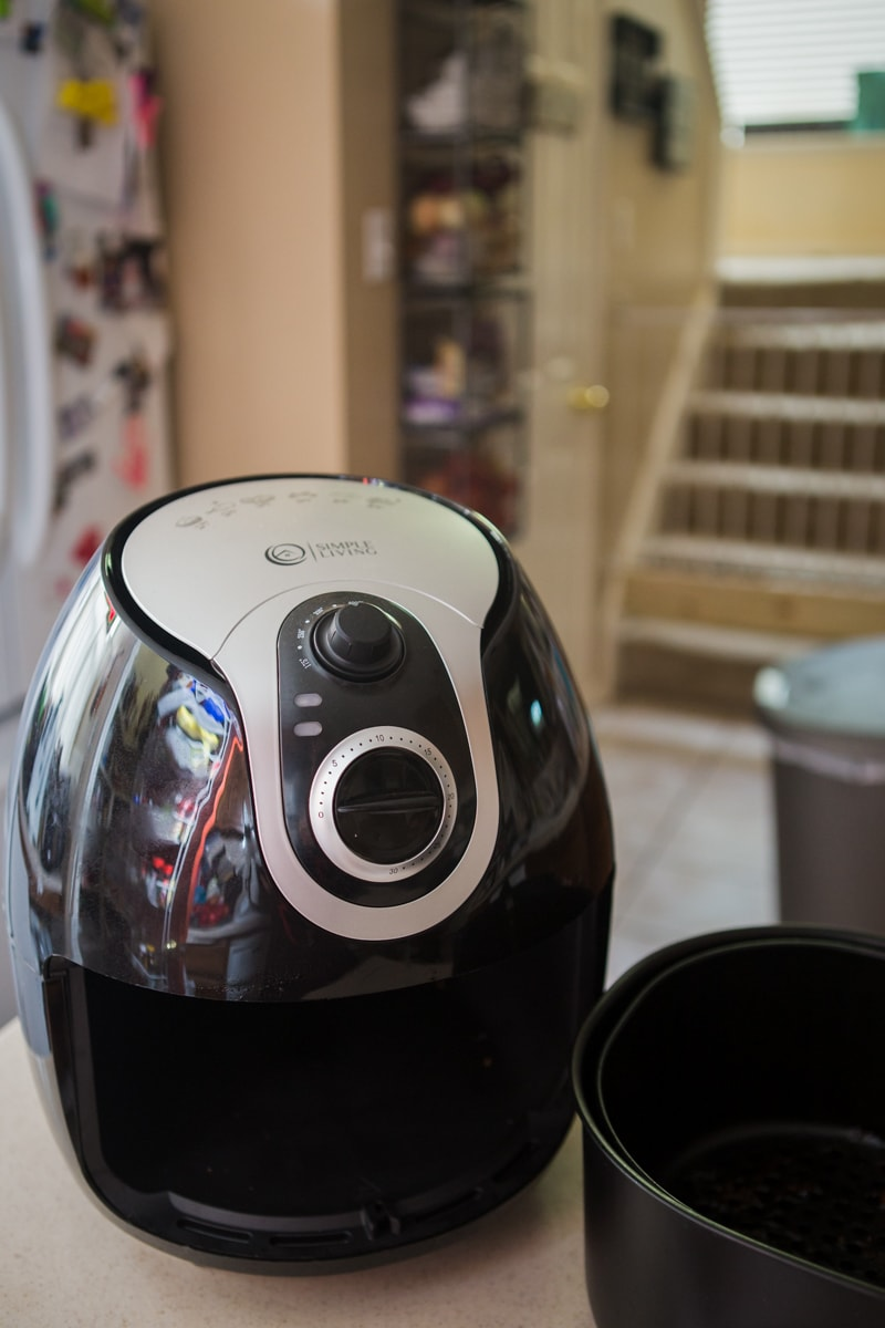 simple living products air fryer
