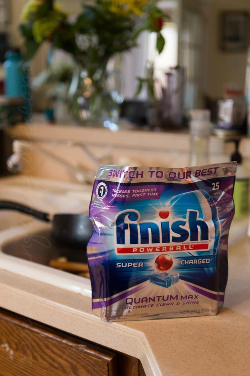 finish dish tabs