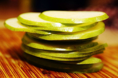 apple stacks