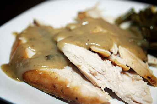 poblano turkey with gravy2