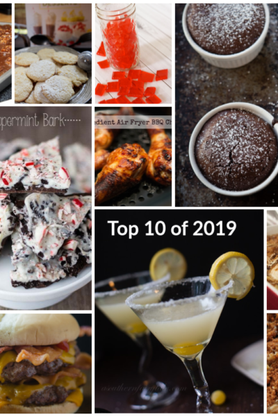 top 10 recipes of 2019