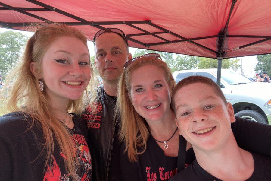 Matthews Family 2020